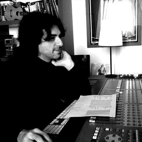 Daniele Mandelli docente MMI tecnico del suono e pro tools