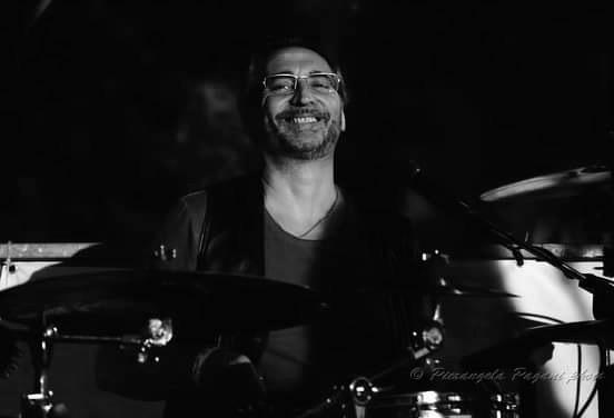 paolo botteschi docente batteria tanzan music academy