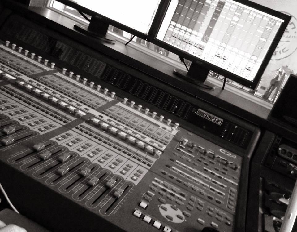 Studio di registrazione Tanzan Music