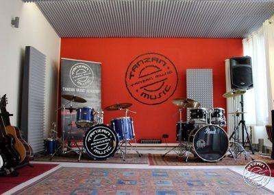 Studio di registrazione Tanzan Music Academy