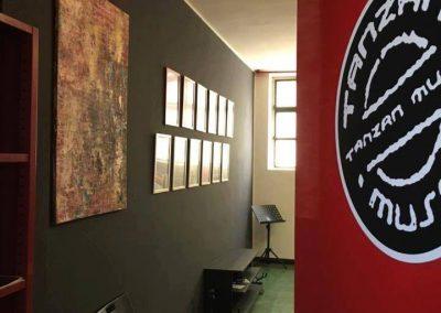 Ingresso aula Tanzan Music Casalpusterlengo
