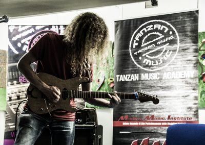 Clinic chitarra elettrica Guthrie Govan