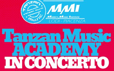 Tanzan Music Academy in concerto Sabato 30 Giugno.