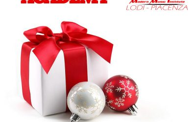 Per Natale regala un mese di Musica