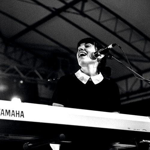 Nicole Fodritto - docente di Canto presso Tanzan Music Academy MMI Lodi e Piacenza